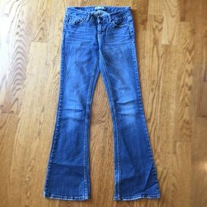 "Aeropostale ""Hailey"" jeans size 00"